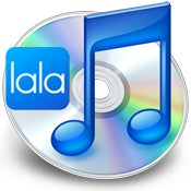 apple itunes lala