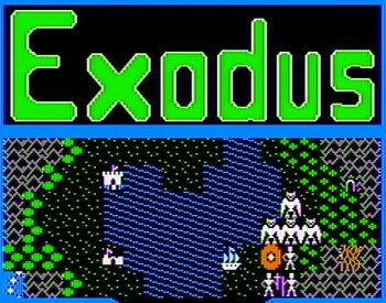 Ultima 3 Exodus, Apple II