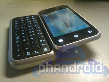 first motorola phone. the motorola backflip reportedly will be first android phone to grace at\u0026t\u0027s network. like cliq (which is already available from t-mobile), m