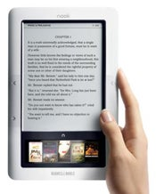 Some Barnes & Noble Nook Buyers Get $100 Voucher