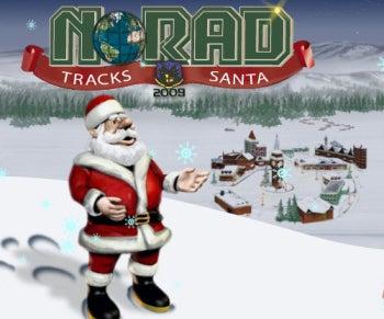 Track Santa Online With Google Earth | PCWorld