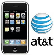Like O2, AT&T also blames its network issues on excessive data demands of iPhone users.