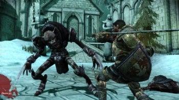 Dragon Age Origins Return to Ostagar