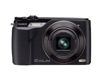 Casio High Speed Exilim EX-FH100 pocket megazoom camera