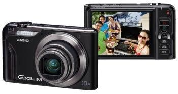 Casio Exilim EX-H15 pocket megazoom camera