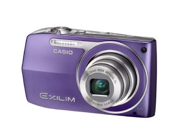 Casio Exilim EX-Z2000 point-and-shoot camera