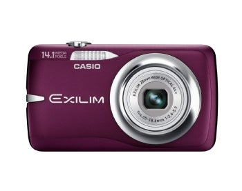 Casio Exilim EX-Z550 point-and-shoot camera