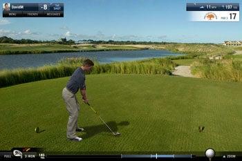 igt gaming golf