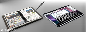 Microsoft and Apple are both rumored to be announcing tablet PC's this month.