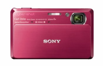 Sony Cyber-shot DSC-TX7 point-and-shoot camera