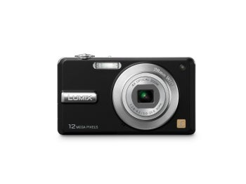 Panasonic Lumix DMC-F3 point-and-shoot camera