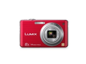 Panasonic Lumix DMC-FH20 point-and-shoot camera
