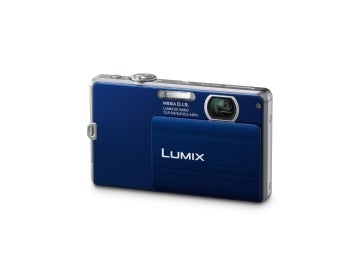 Panasonic Lumix DMC-FP3 point-and-shoot camera