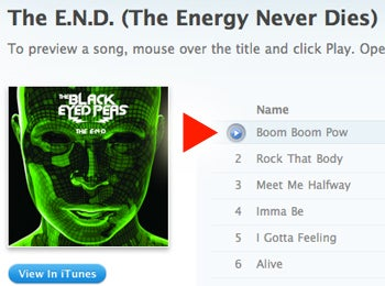 Apple iTunes Lala