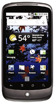 Google Nexus One Cost