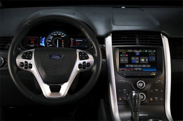 What Is Myford Touch And How Is It Different From Ford Sync