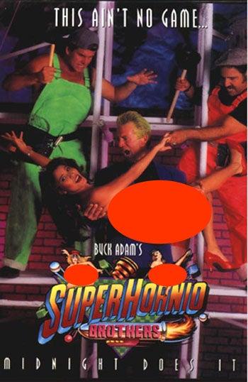 Super Hornio Bros