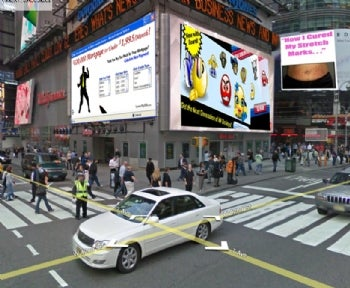 Google to Sell Billboard Ad Space in Street Views and Maps, says Report
