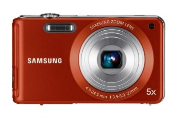 Samsung TL110 point-and-shoot camera