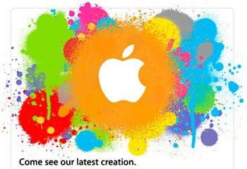 Apple Tablet Launch Event