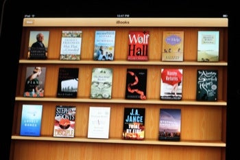 Imagine iBooks, but for magazines.