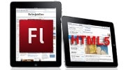 The battle between Apple and Adobe over Flash on the iPad highlights issues that may make Flash obsolete.