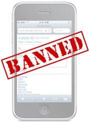Apple App Store Ban
