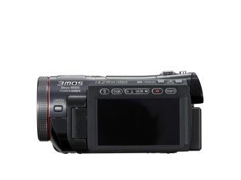 Panasonic HDC-HS700 camcorder
