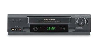 VCR clocks
