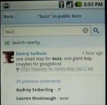 Google Buzz: Not Even as Private as Facebook?
