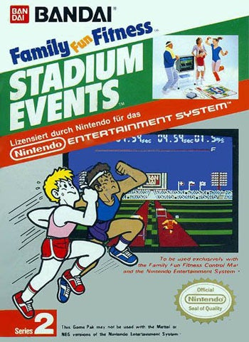 Family Fitness Stadium Events