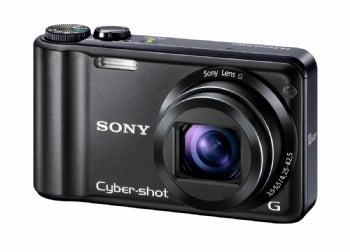 Sony Cyber-shot DSC-H55 camera