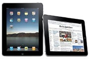 The iPad could make a fair business tool with the right accessories.