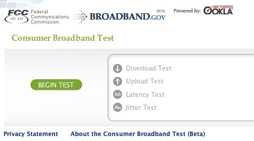 FCC Offers Free Broadband Speed Test | PCWorld