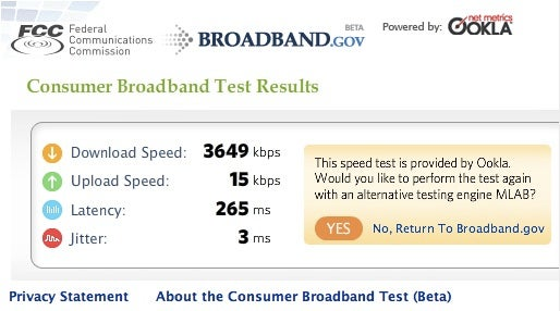 FCC Offers Free Broadband Speed Test | PCWorld