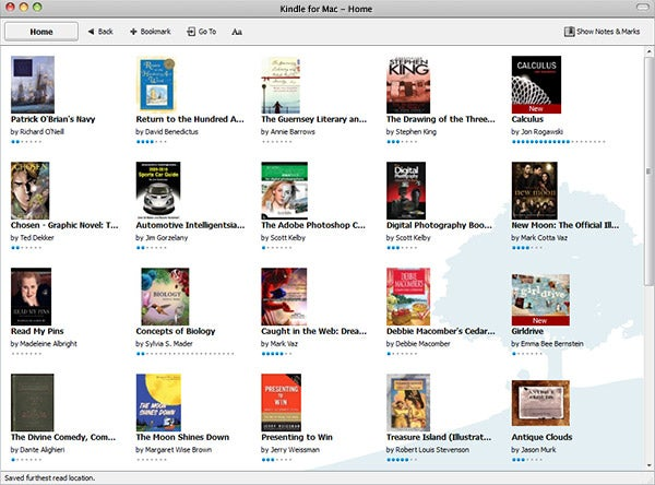 Amazon Brings Kindle To Macs But What 39 S Next Pcworld