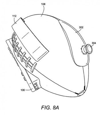 Nintendo Wii Football Patent