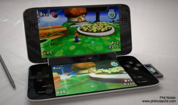 nintendo says next gen ds will support 3d pcworld. Black Bedroom Furniture Sets. Home Design Ideas