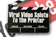 Ode to Printers: A Viral-Video Salute to Our 'Fave' Machine