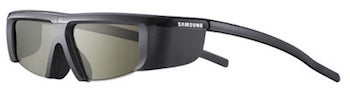 Samsung's 3D glasses