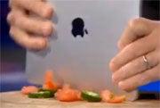 iPad Colbert Salsa