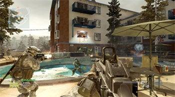 Modern Warfare 2 Stimulus