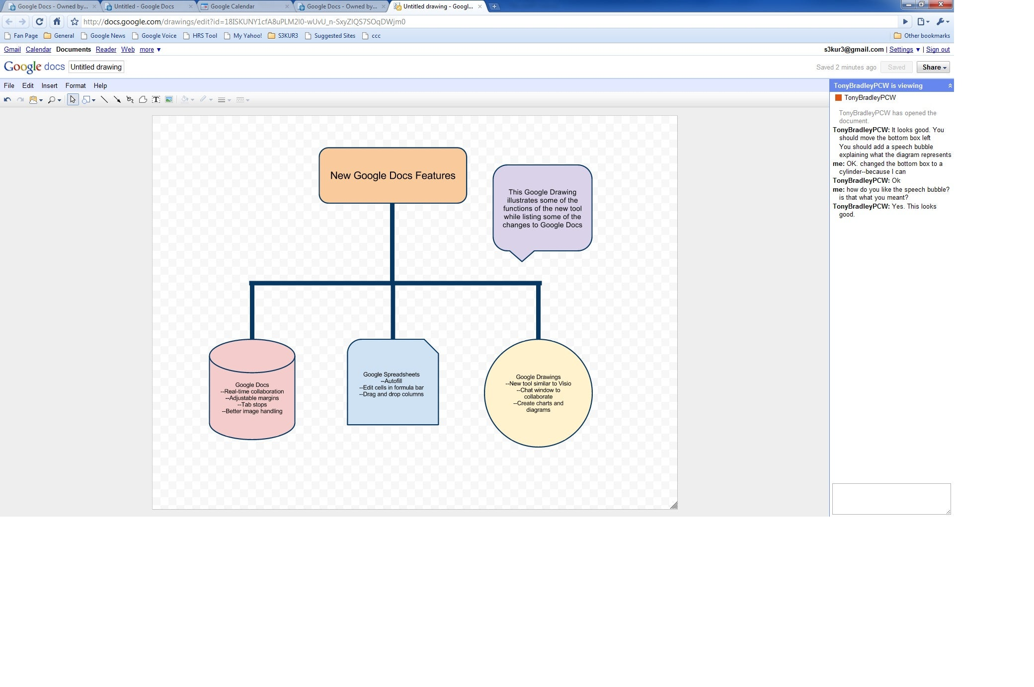 30 days withgoogle docs day 24 - Visio Similar