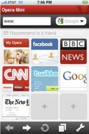 Opera Mini Finally Makes It to the App Store | PCWorld