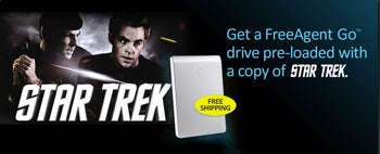 Seagate FreeAgent Go Movies