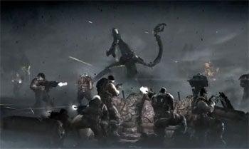 gears of war 3 announced trailer debuts pcworld