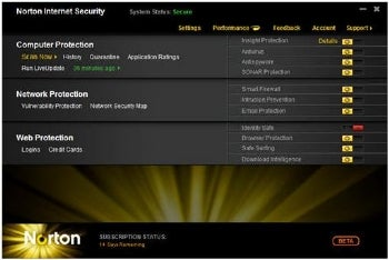 Norton Internet Security 2011