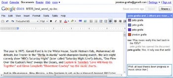 Is Google Docs Ready to Tackle Microsoft Office?