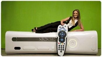 Xbox 360 Sky TV