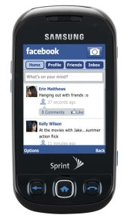 Sprint Samsung Seek